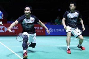 Indonesia Pastikan Satu Wakil di Final Indonesia Masters 2020