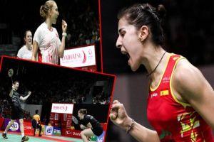 Jumat Fantastis Jagoan Eropa di Indonesia Masters 2020