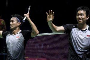 Indonesia Masters 2020: All Indonesia Semifinal Milik Hendra/Ahsan