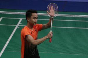 Anthony Ginting Lolos ke Babak Final Indonesia Masters 2020