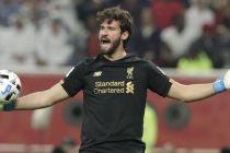 Alisson Buat Rekor Langka saat Liverpool Hajar MU