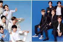 10 Momen manis kedekatan member EXO dan BTS