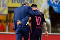 Messi Kembalikan Barca ke Puncak La Liga setelah Digeser Madrid