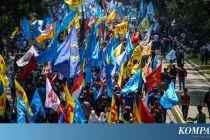 6.000 Personel Gabungan Amankan Demo Buruh di Depan Gedung DPR RI Hari Ini