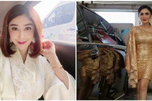 Foto berdua, Uut Permatasari & Yuni Shara dibilang kembar
