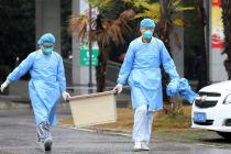 Cina Sebut Virus Corona Bisa Menyebar Lewat Manusia