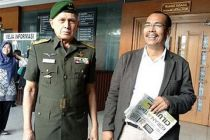 Kenakan Seragam TNI di Pengadilan, Kivlan Zen Sebut Ingin Lawan Wiranto, Luhut dan Tito