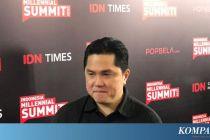 Alasan Erick Thohir Pilih Yenny Wahid dan Triawan Munaf Jadi Komisaris Garuda Indonesia