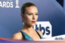 Scarlett Johansson Curhat Perjuangan saat Syuting 'Marriage Story'