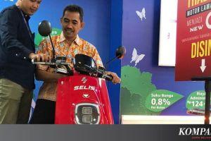 Bebas Pajak, Produsen Motor Listrik Tambah Investasi untuk Produksi