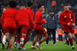 Susunan Pemain Wolverhampton vs Liverpool