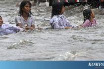 [POPULER JABODETABEK] Jakarta Banjir Lagi | Suspect Virus Corona di Jakarta Utara
