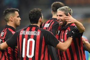 Hasil Bola Sabtu Dinihari: Brescia Vs Milan 0-1, Osasuna Menang