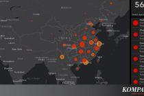 [Update 28 Januari] Korban Tewas Virus Corona 106 Orang, Menginfeksi 16 Negara
