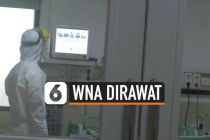 VIDEO: RSHS Bandung Isolasi WNA China, Terduga Corona?