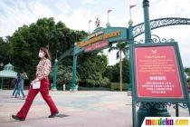 Disneyland Hong Kong Ditutup Akibat Wabah Virus Corona
