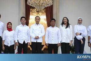 100 Hari Jokowi-Ma'ruf : Gebrakan Staf Khusus Milenial
