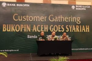 Bank Bukopin Aceh Konversi ke Syariah