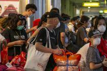 Sempat Teriak, Ratusan Turis Cina Dipulangkan dari Batam
