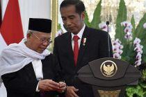 Presiden 'Happy' Laporan Bank Dunia Bak Hadiah 100 Hari Kerja Jokowi-Ma'ruf