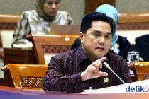 100 Hari Kerja, Erick Thohir Bongkar Skandal Penyelundupan di Garuda