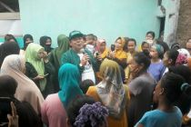 Warga Korban Banjir Spontanitas Dukung Cucun Jadi Calon Bupati Bandung