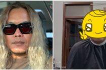 Ganti gaya rambut, ini 5 penampilan baru Sule