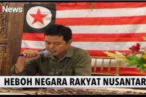 Polisi Kaji Penangguhan Penahanan Pendiri Negara Rakyat Nusantara