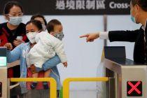 Virus Corona, Hong Kong Tutup Perbatasan dengan Cina Daratan