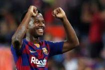 Usai Cetak Rekor Buat Barcelona, Ansu Fati: Ini Seperti Mimpi