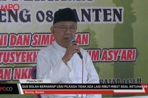 Pegawai KPK Kenang Gus Solah sebagai Tokoh Antikorupsi