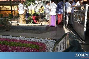 Selama Pemakaman Gus Sholah, Akses Peziarah ke Makam Gus Dur Akan Dibatasi