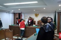 Sidang Tuntutan Pria yang Ancam Penggal Kepala Jokowi Ditunda