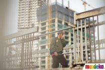 Melintang di Atas Jalan Protokol Ibu Kota, Kondisi JPO Ini Memprihatinkan