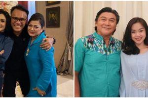 Momen kedekatan 10 penyanyi Tanah Air dengan mantan suami