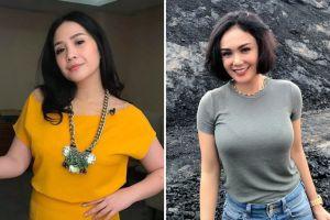 Saingi Nagita Pakai Barang Murah, Yuni Shara Mantan Raffi Cantik Maskeran Hempas Virus Corona
