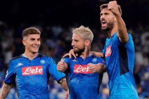 Hasil - Klasemen Serie A Selasa Dinihari: Sampdoria Vs Napoli 2-4