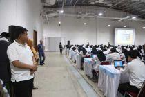 Hari Pertama SKD CPNS Pemkab Bandung Barat Berlangsung Lancar