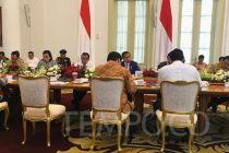 WNI Positif Virus Corona, Jokowi: Biar Dirampungkan di Singapura