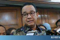 """Dianggap Tidak Keras ke Bawahan Soal Polemik di Jakarta, Anies Disebut Terperangkap Citra """"Gubernur Santun"""""""