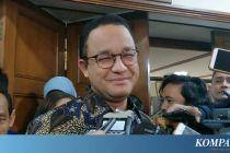 Di Balik Bungkamnya Anies soal Polemik Teranyar Jakarta, dari Isu Monas hingga Dirut Transjakarta