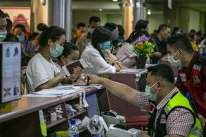 Turis Asiang Ditolak Masuk Bali karena Miliki Riwayat ke Cina