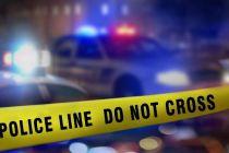 Polisi Bersenjata Laras Panjang Jaga Rekonstruksi Kasus Novel