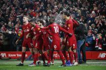 Pemain Liverpool Dijanjikan Bonus Rp 70 M Jika Juara Liga Inggris