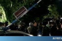 Rekonstruksi Kasus Novel Baswedan Tertutup dan Dikawal Polisi Bersenjata Laras Panjang