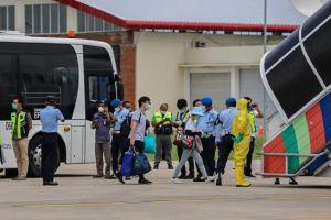 61 WN China yang Dipulangkan dari Bali Dinyatakan Sehat