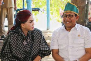 Kemendes PDTT Puji Kemajuan Desa-desa di Minahasa Utara
