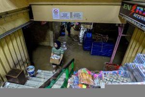Banjir Jakarta, Genangan di Jatinegara Barat Mulai Surut
