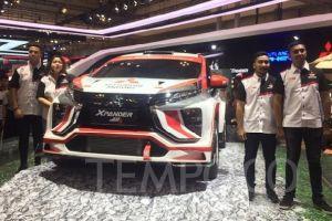 Mitsubishi Klaim Penjualan Xpander Unggul dari Toyota Avanza