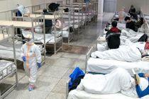 Jumlah Korban Meninggal Virus Corona Lampaui Wabah SARS